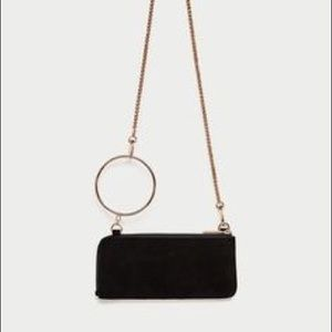 Small Zara wallet clutch!!